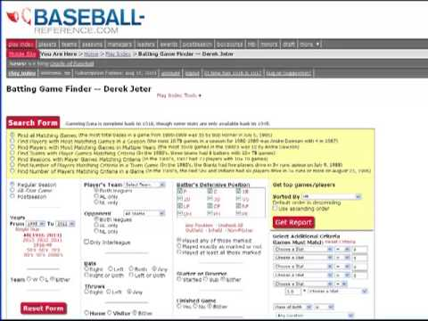 MiLBcom Stats - The Official Site of Minor League Baseball