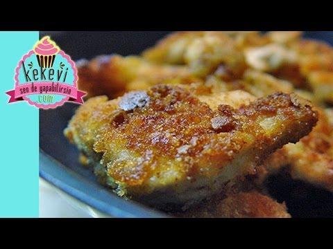 Süper Tavuk Şinitzel Nasıl Yapılır?