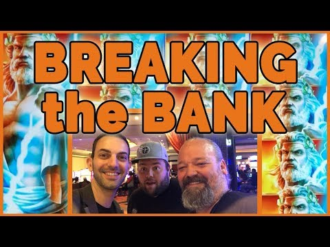 💰💲💰 How to BREAK the Bank & WIN! 💳 w/ Budget Gamblers! 🎉👬 ✦ Slot Fruit Machine Pokies Brian C
