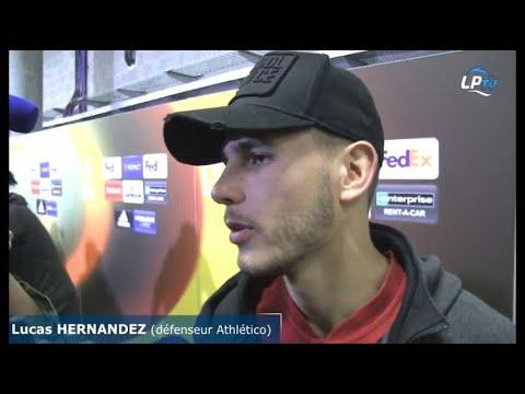 """Hernandez : """"Je suis désolé pour eux"""""""