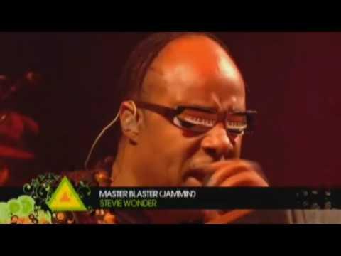 Stevie Wonder @ Glastonbury 2010 - 2. Master Blastin (Jammin) & We Can Work It Out mp3