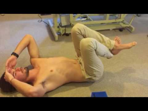 How To Use The BackBlock To Relieve Low Back Pain
