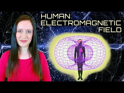 The Human ELECTROMAGNETIC Field: Proven Energetic COMMUNICATION!