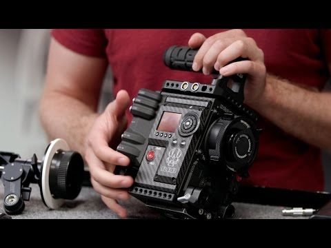 ULTIMATE GUIDE TO THE RED WEAPON CAMERA – VIDEO TUTORIAL