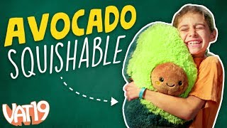 Our Giant Stuffed Avocado
