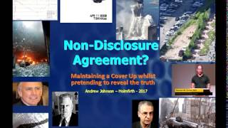 9/11 and the Destruction of the WTC - A Non-Disclosure Agreement?