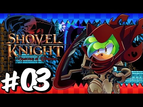 Shovel Knight: Specter of Torment | Part 3 | Stranded Ship & Polar Knight (Nintendo Switch)