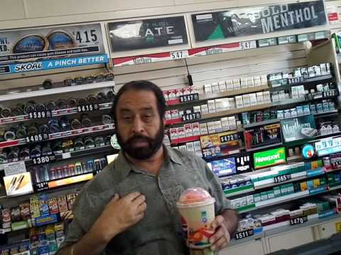Racist 7-eleven Store Owner 9/14/2016.