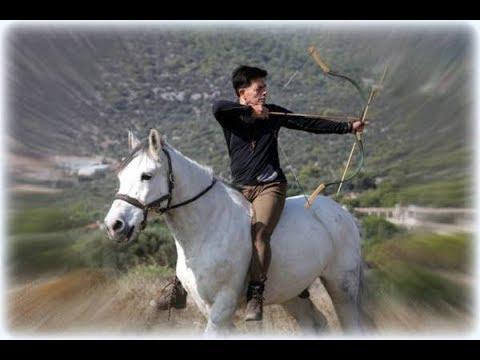 Ancient Olympics - Archery revival