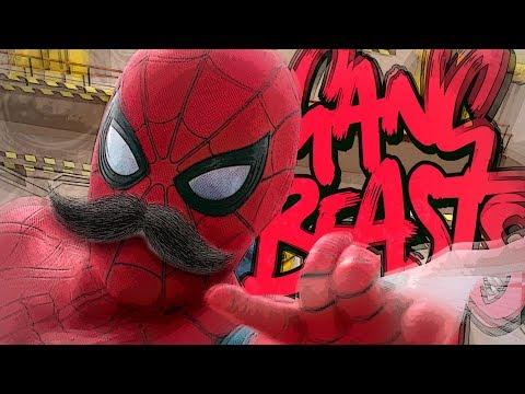 EL NUEVO SPIDER-MAN ES UN RUSO BORRACHO | Gang Beasts
