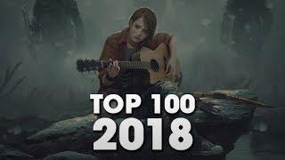 اهم 100 لعبة فى 2018