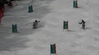 2009世界選手権 デュアルモーグル男子決勝 1Round Heat4
