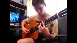 Pink   Try Fingerstyle cover)