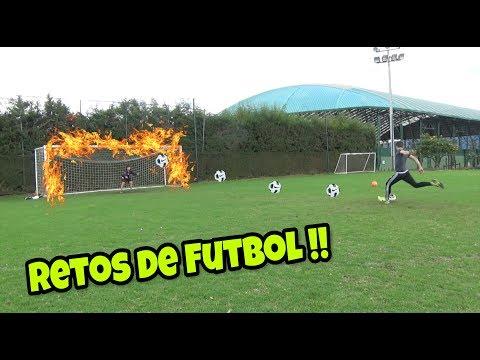 Retos de Futbol !!  /  Guille Monzon