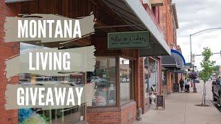 Montana Living Giveaway Celebrating 1K