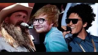 (Slowed & Chopped) Blow - Ed Sheeran, Chris Stapleton, Bruno Mars [Dj Slowjah Remix]