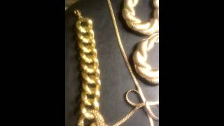 Make your gold jewelry look new again!
