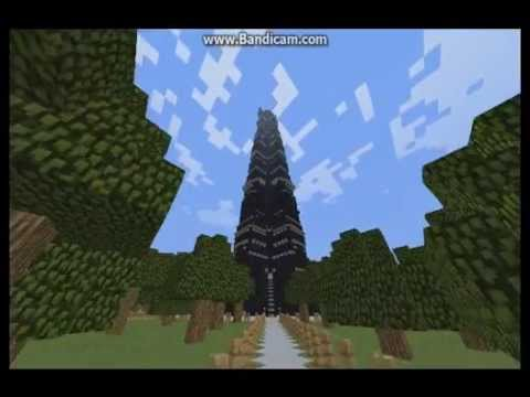 TOP 5 Buildings The Lord of the Rings (minecraft) - YouTube Thelordoftherings