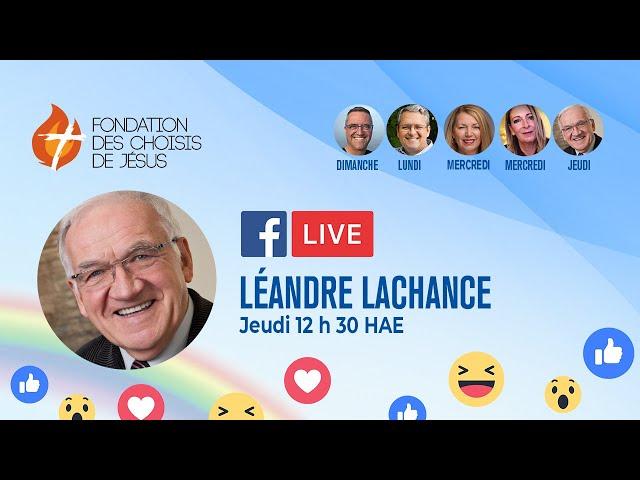 Facebook Live –  30/09/2021 – Se décider pour Dieu
