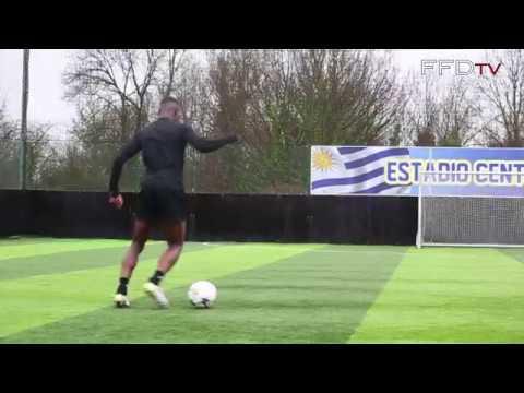 Crystal Palace FC Baller Sullay Kaikai Compilation