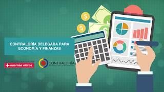Conoce más de la Contraloría Delegada para Economía y Finanzas Públicas
