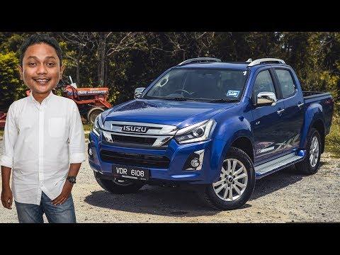 ULASAN AWAL: Isuzu D-Max 2019 review - 1.9L Ddi BluePower di Malaysia, RM116k