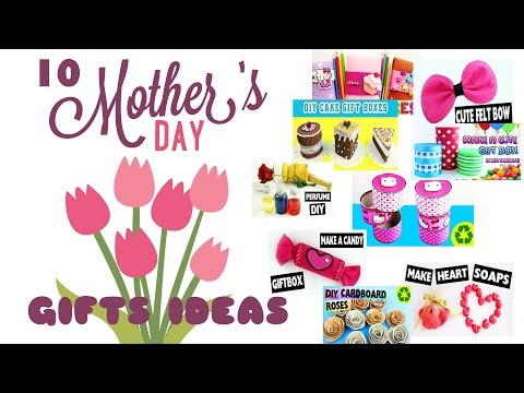 10 Amazing Mother's Day Craft Ideas - 5 Minute Crafts
