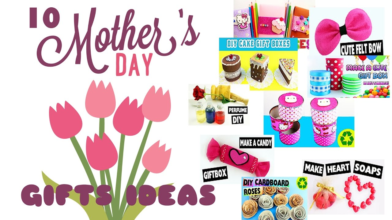 10 Amazing Mother S Day Craft Ideas 5 Minute Crafts