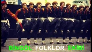 Kürtçe Hareketli Halay Şarkıları - BİNGÖL
