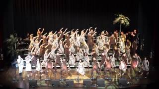 burbank in sync at show choir nationals 2017