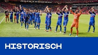 HISTORISCH | Willem II wint voor het eerst in de geschiedenis uit bij Ajax