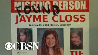 Inside Jayme Closs' escape and rescue