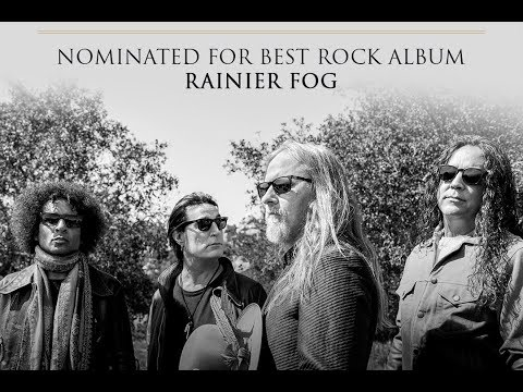 Alice In Chains - Best Rock Album Nominee (Rainier Fog)