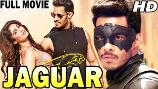 Jaguar Full Movie   Latest Hindi Dubbed Movie   Jagapati Babu   South Dubbed Action Movie