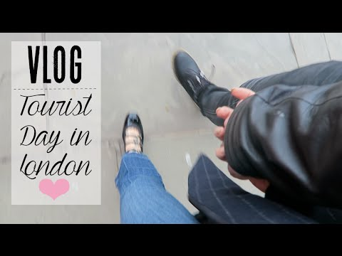VLOG | Tourist Day in London ♥ (+OOTD) | 2016