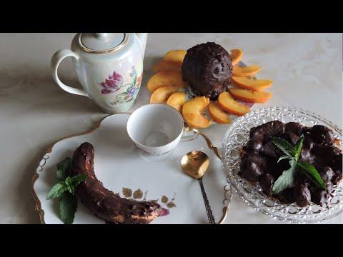 Вопрос: Как сделать покрытые шоколадом фрукты?