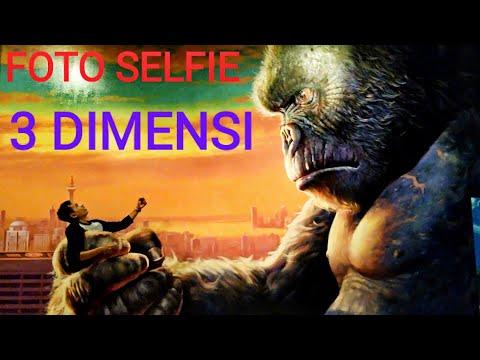 foto-selfie-3-dimensi,magic-art-3d-museum,wisata-kota-tua-jakarta