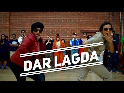 """DAR LAGDA"" - BHANGRA FUNK DANCE | Diljit Dosanjh and Salman Khan"