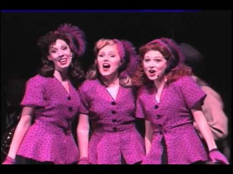 In The Mood - A 1940's Musical Revue