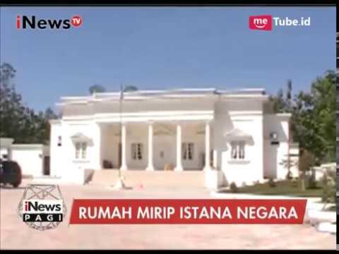 WOW! Rumah di Desa Wonogiri Ini Mirip Istana Negara - iNews Pagi 06/07