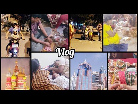 #Vlog | Ma Tirupati Family Bangalore Ke...🤗 | Tomato Rasam |Yummy NV😋| Cake Show In Bangalore|AS😘