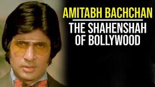 Amitabh Bachchan | The Real - Reel Hero | Tabassum Talkies
