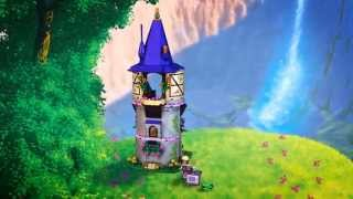 LEGO Disney Princess  - Rapunzel's Tower of Creativity - 40154