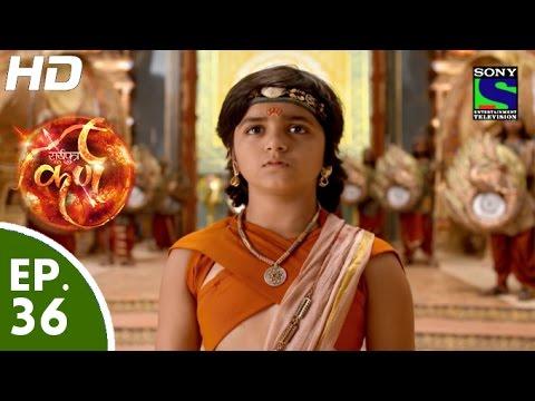 Suryaputra Karn - सूर्यपुत्र कर्ण - Episode 36 - 21st August, 2015