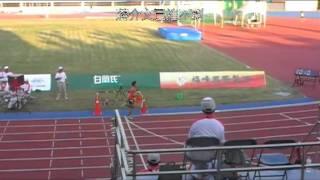 100年彰化全國運動會男子女子一萬公尺決賽