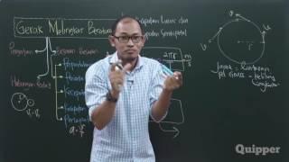 Gambar cover Quipper Video - Fisika - Gerak Melingkar Beraturan - Kelas 10