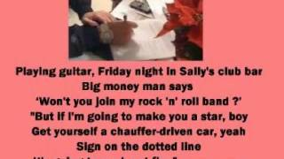 Gerry Rafferty - Sign On The  Dotted Line ( + lyrics 1971)
