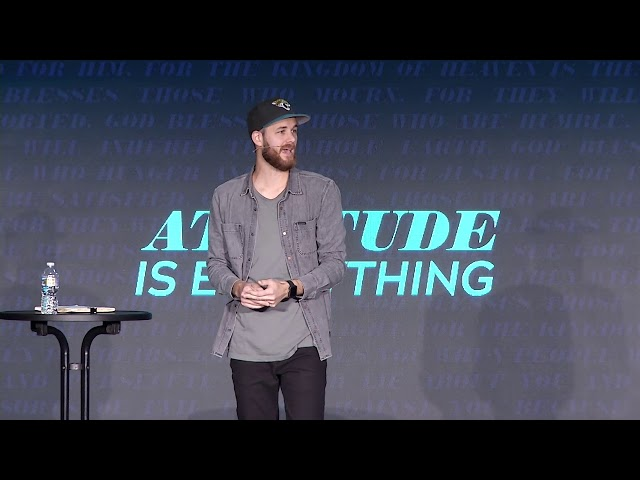 Attitude Is Everything   Week Five
