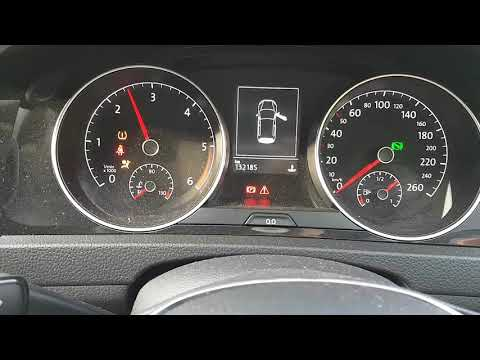 WRECKING 2015 VOLKSWAGEN GOLF 2.0 AUTOMATIC (C25283)
