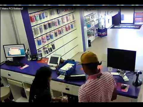 Metro Pcs Robbery